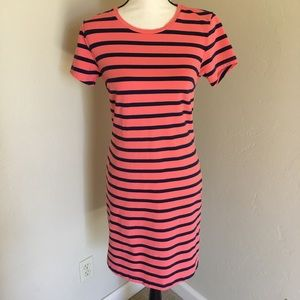 Old Navy Striped Jersey Dress